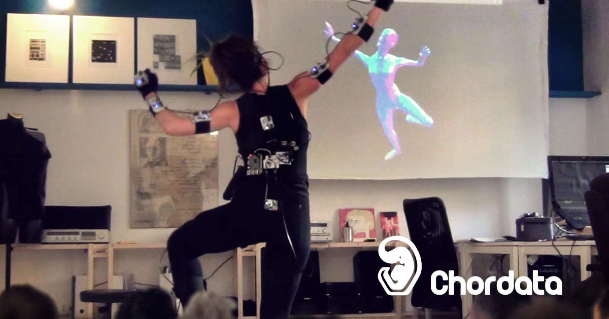 Chordata – The motion capture system that you can build yourself